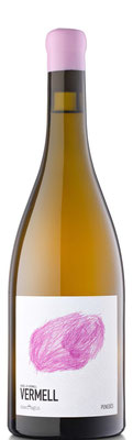 white wine red xarel.lo vermell organic penedes