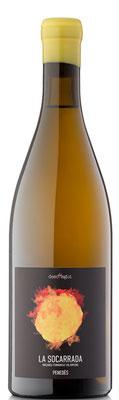 white wine macabeu La Socarrada organic penedes