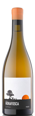 Vi blanc xarel·lo Horafosca Ecològic