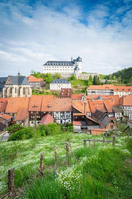 Stolberg im Harz mit Schloss