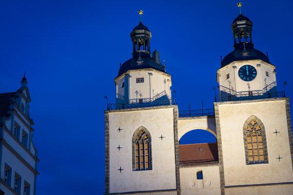 Stadtkirche in Lutherstadt Wittenberg