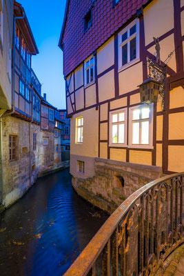 Fachwerk in Quedlinburg