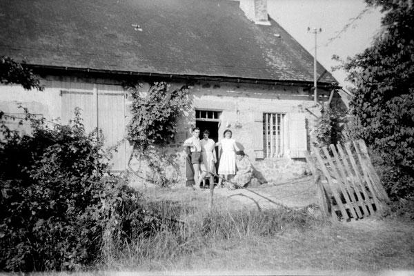 La ferme de la famille Bondoux, dans le Morvan.