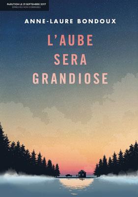 L'aube sera grandiose, Gallimard jeunesse 2018