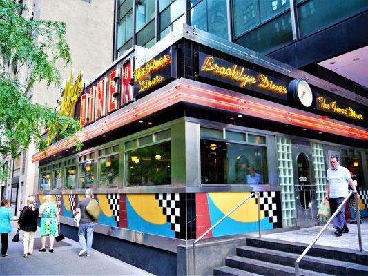 New York Geheimtipps Brooklyn Diner