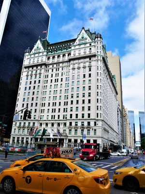 New York Reiseplanung: The Plaza