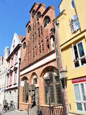 Stralsund Urlaub Tipps Giebelhäuser