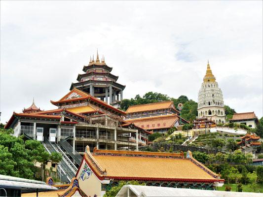 Penang Reisebericht Kek Lo Si Tempel