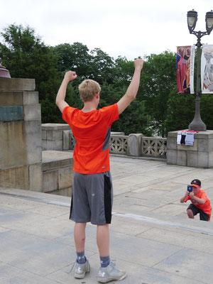 Philadelphia Tipps Rocky Steps