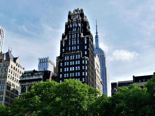 New York Reiseplanung: Radiator Building