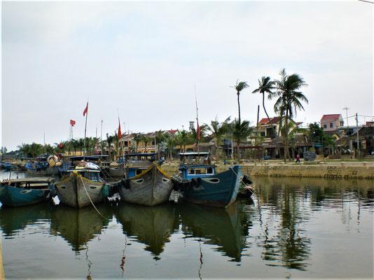 Hoi An Vietnam Sehenswürdigkeiten: Hafen