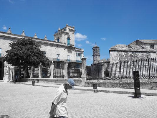 Kuba Havanna Reisetipps  Plaza de Armas