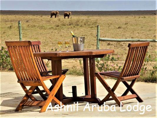 Kenia Lodge Safari - Ashnil Aruba Lodge
