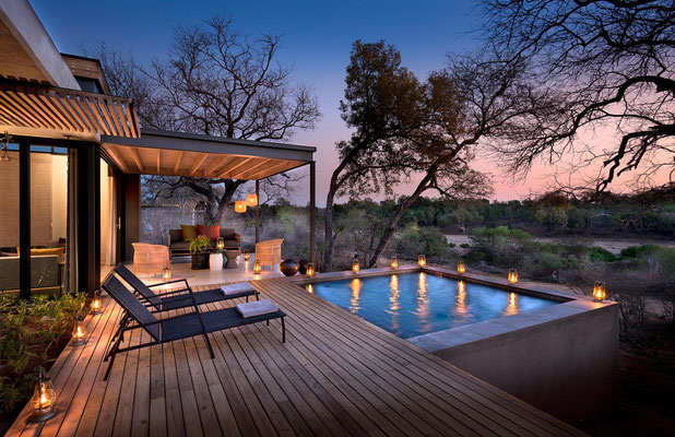 Safari Lodges Südafrika Sabi Sand