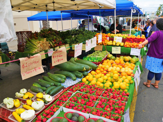 San Diego Urlaub Straßenmärkte