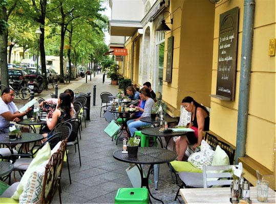 Berlin travel guide: Die Stulle