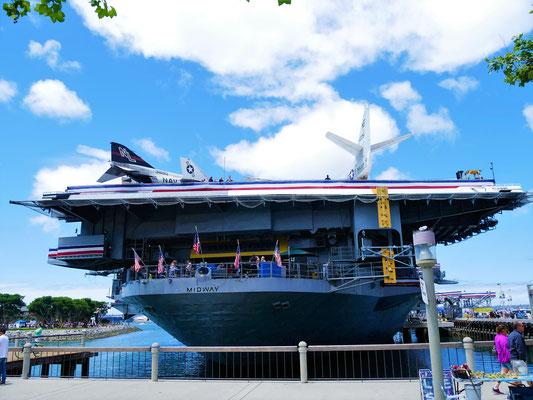 San Diego Tipps USS Midway