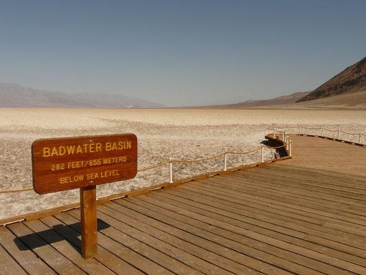 Death Valley Reisetipps & Sehenswürdigkeiten
