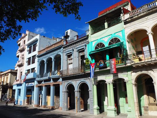 Kuba Havanna Reise  Paseo del Prado