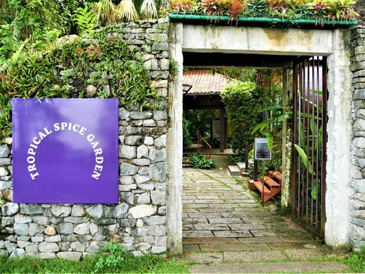 Penang Reisebericht Tropical Spice Garden