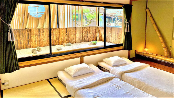 Kyoto Japan Hotels Guest House Oumi