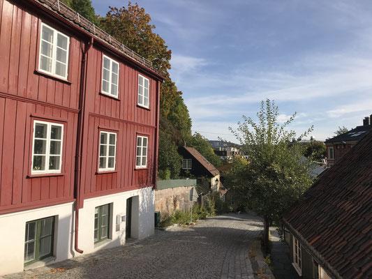 Oslo Reiseblog Damstredet