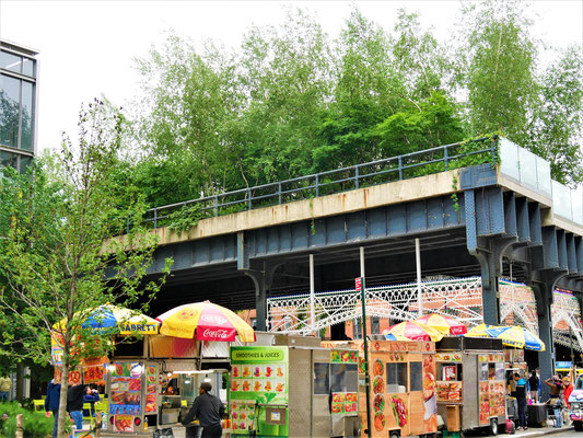 New York Parks High Line Park