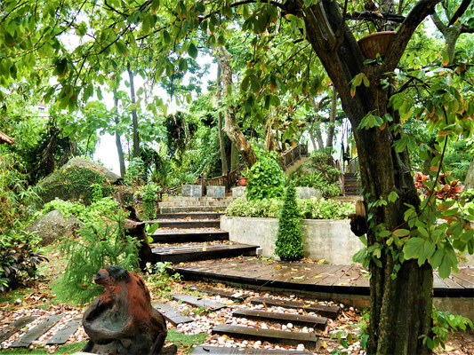 Penang Reisebericht Avatar Secret Garden