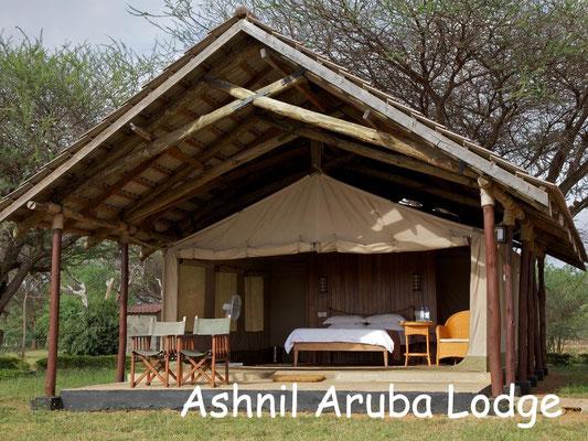 Kenia Safari Lodge - Ashnil Aruba Lodge