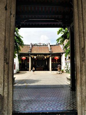 Georgetown Malaysia Sehenswürdigkeiten