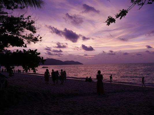 Penang Reiseblog Bora Bora Bar