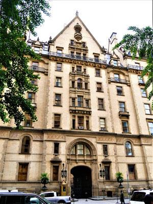 New York Reisebericht: Dakota House