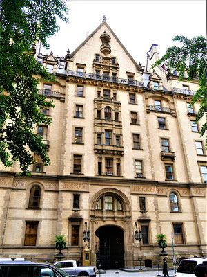 Orte in New York City  : Dakota House