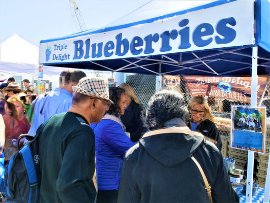Reisebericht San Francisco  farmers market