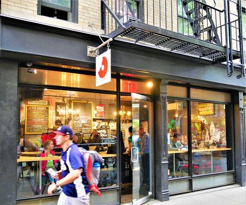 New York Sehenswürdigkeiten: Doughnut Project