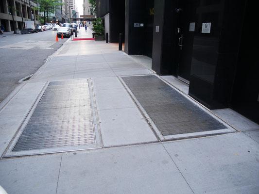 New York Plätze aus Filmen - U Bahn Schacht Marilyn Monroe
