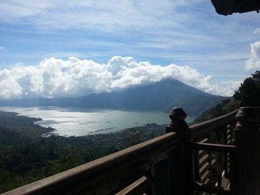 Bali Vulkan Wanderung Hotel: Batur Mountain View Lodge