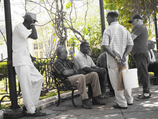 Trinidad Kuba Reisebericht Plaza Carrillo