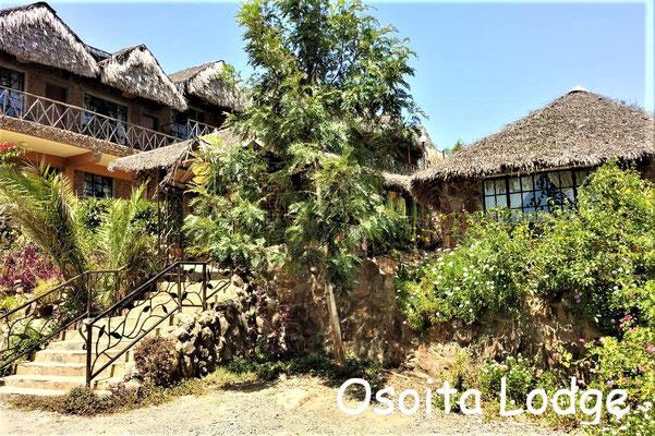 Kenia Lodge Safari Osoita Lodge