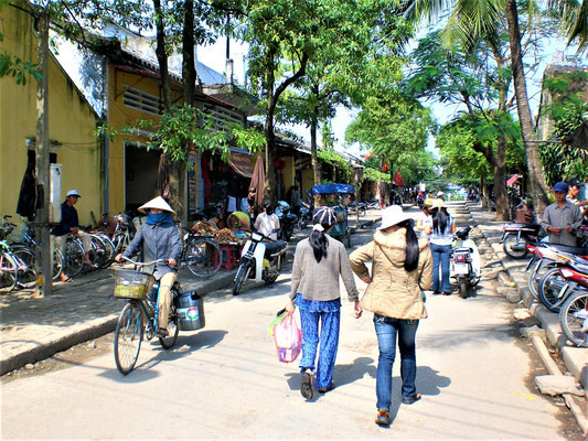 Hoi An Vietnam Sehenswürdigkeiten: Altstadt