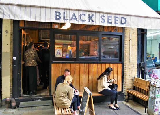 New York Sehenswürdigkeiten: Black Seed