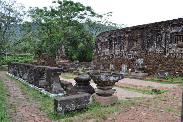Hoi An Vietnam Sehenswürdigkeiten - Tempelstadt My Son