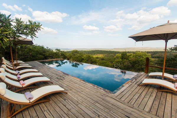 Südafrika Safari Lodges Hluhluwe Wildreservat