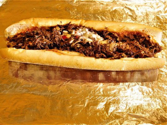 Philadelphia Tipps Cheese Steak