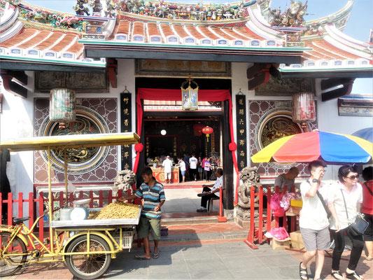 Reiseführer Malakka Cheng Hoon Teng Tempel