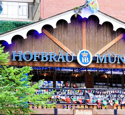 New York Geheimtipps Hofbräuhaus München