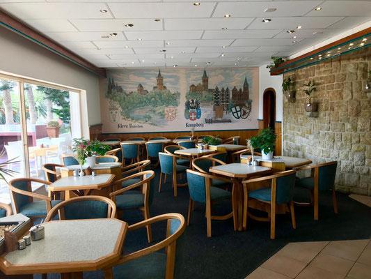 Swakopmund Sehenswürdigkeiten Café Anton