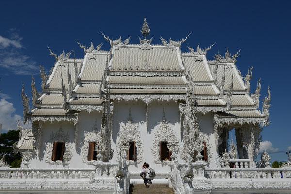 Chiang Rai Chiang Rai Hotels Tipps Weißer Tempel