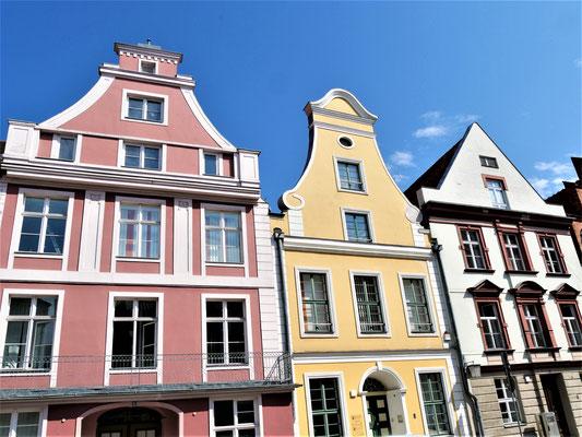 Stralsund Tipps Giebelhäuser