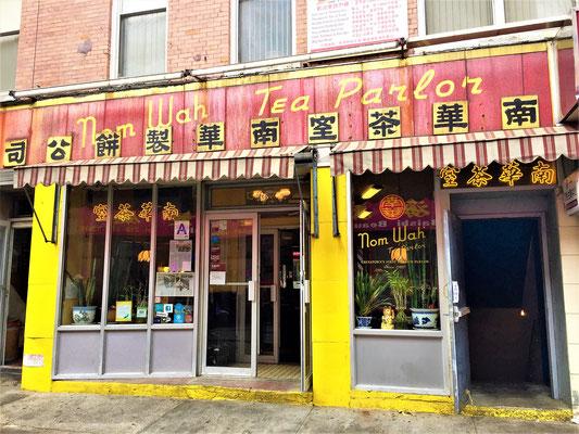 New York Restaurants Tipps Nom Wah Tea Parlor
